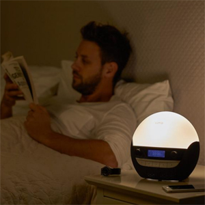 Lumie Bodyclock Luxe 700 - Wake-up Light