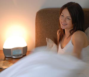 Lumie Bodyclock ELITE 300 Wake-up Clock