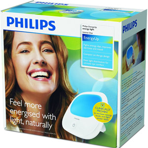 Philips HF3420 EnergyUp SAD Light