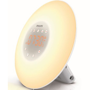 Philips Wake-Up Light Alarm Clock HF3505/01
