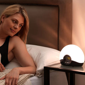 Lumie Bodyclock GO 75 Wake Up Light
