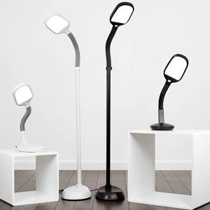 MiniSun SAD Light Floor Lamp